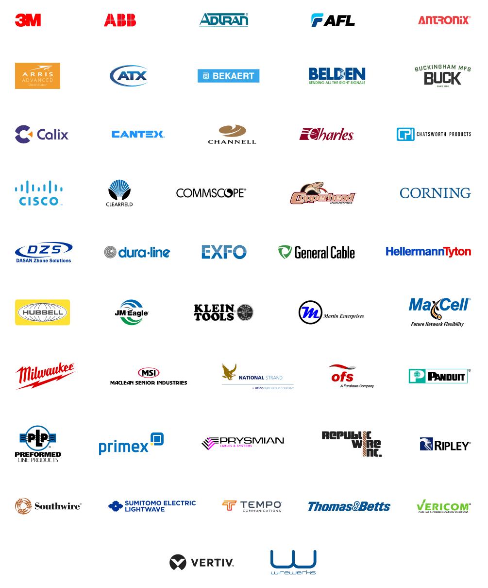 FTTx Logos