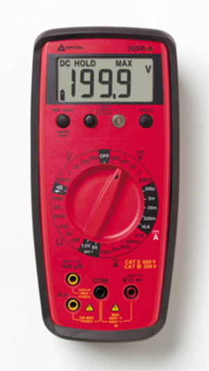 30XR-A Manual Ranging Digital Multimeter