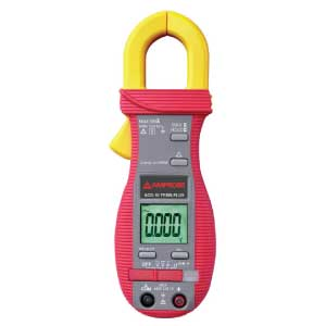 ACD-10 TRMS-PLUS 600A Clamp-On Multimeter TRMS