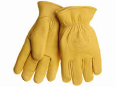 Klein Sueded Deerskin Work Gloves