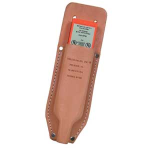 Voltage Detector with Leather Pouch