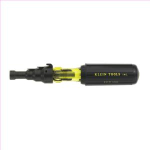 Klein 85191 Conduit Fitting and Reaming Screwdriver