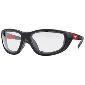 Milwaukee Tool Performance Safety Glasses with Gaskets #48-73-2040