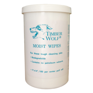 Timber Wolf® Moist Wipes